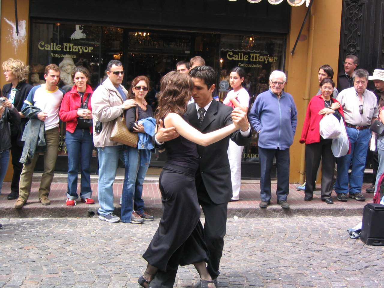 Argentine Tango - cultural dances