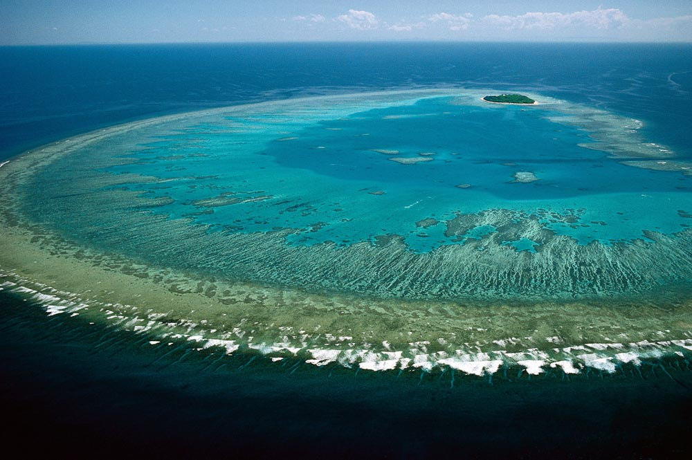 Great Barrier Reef-Coral reef system