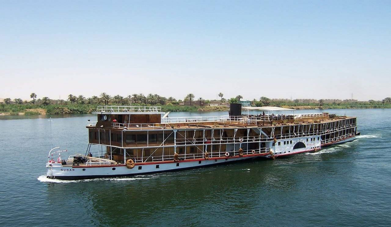 Leisurely cruise along on the River Nile_Fun things to do in Egypt