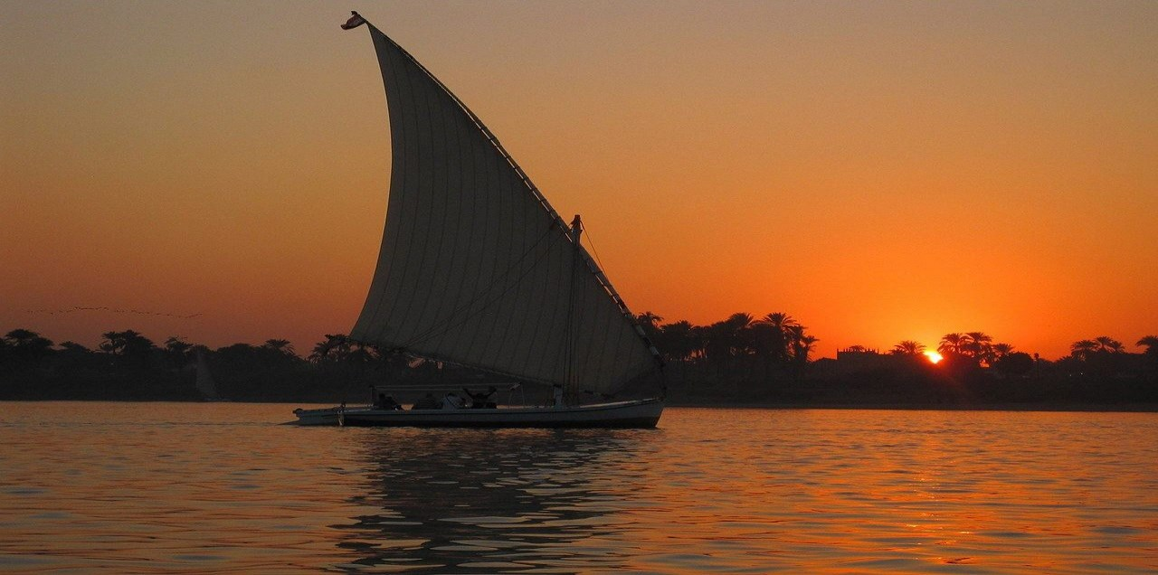 Try your hand at sailing a traditional felucca_Fun things to do in Egypt