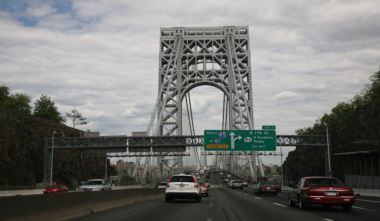 World Record Breaking Bridge - George Washington Bridge