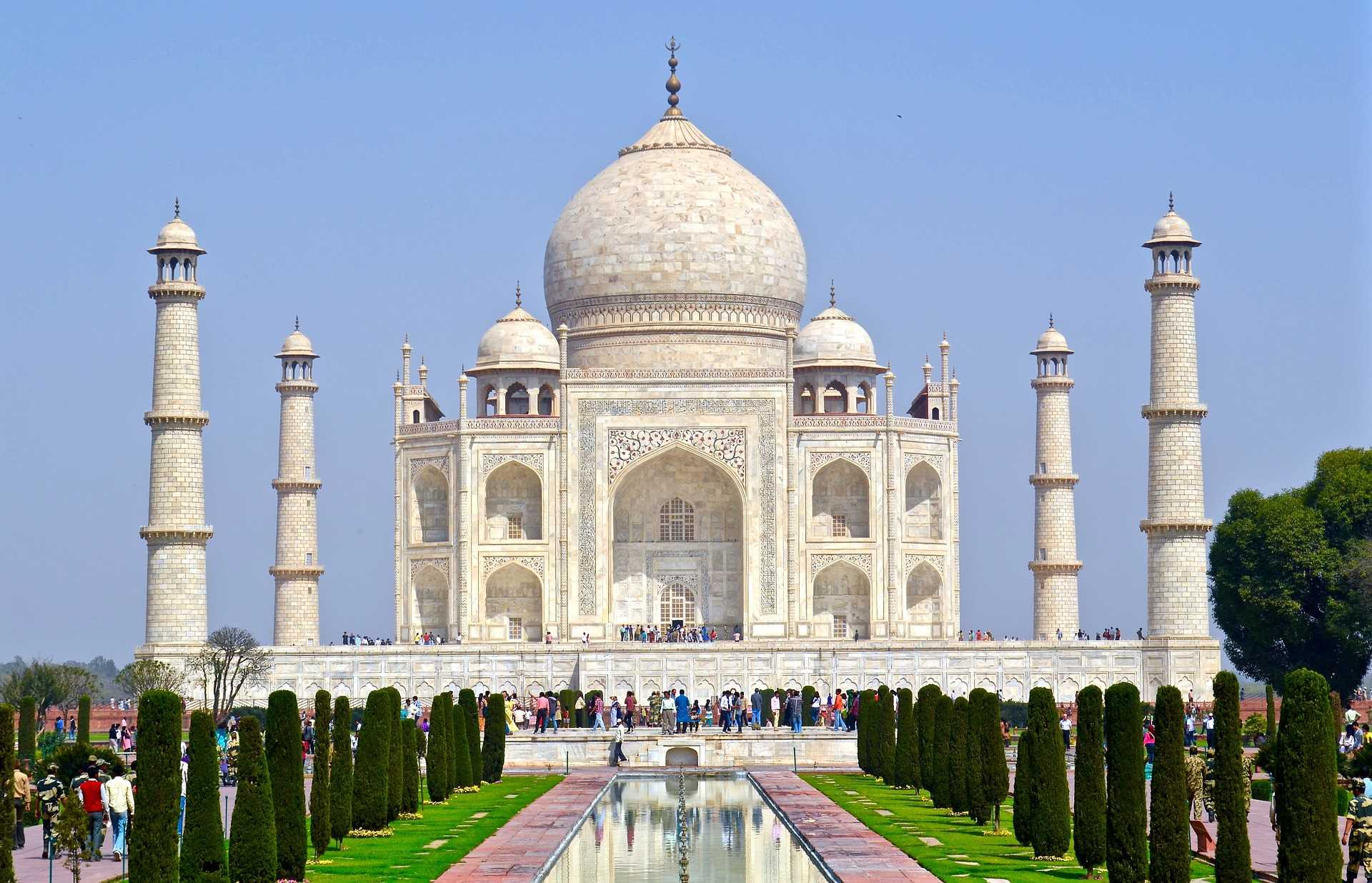 Honeymoon Destinations in India - Agra