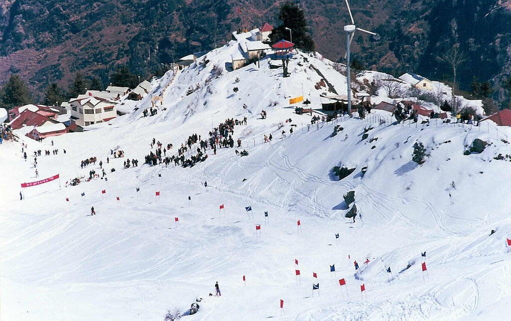 Honeymoon Destinations in India - Auli