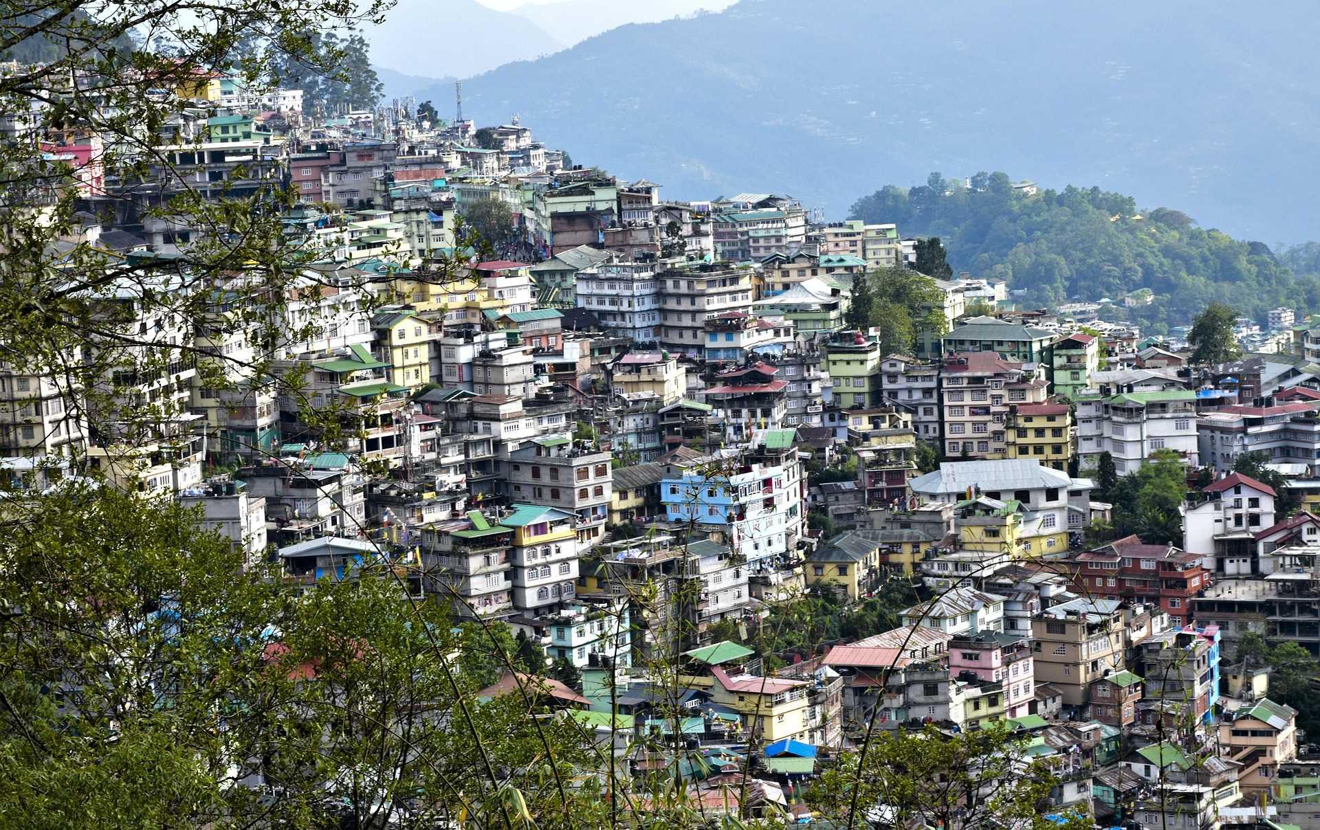 Honeymoon Destinations in India - Gangtok