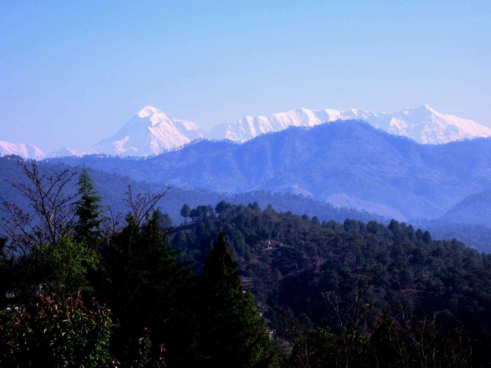 Honeymoon Destinations in India - Ranikhet