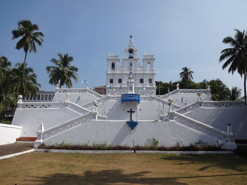 Place to visit in India for Christmas - Goa