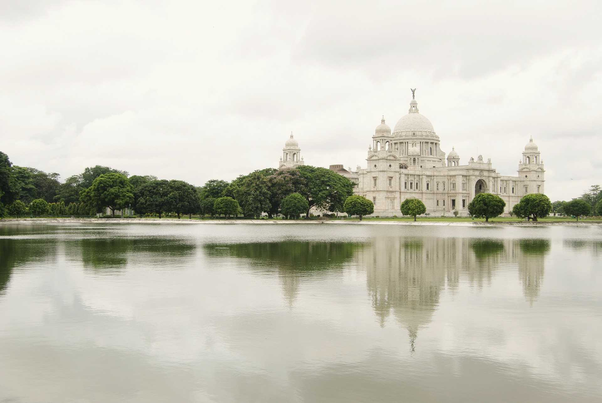 Place to visit in India for Christmas - Kolkata Victoria Memorial