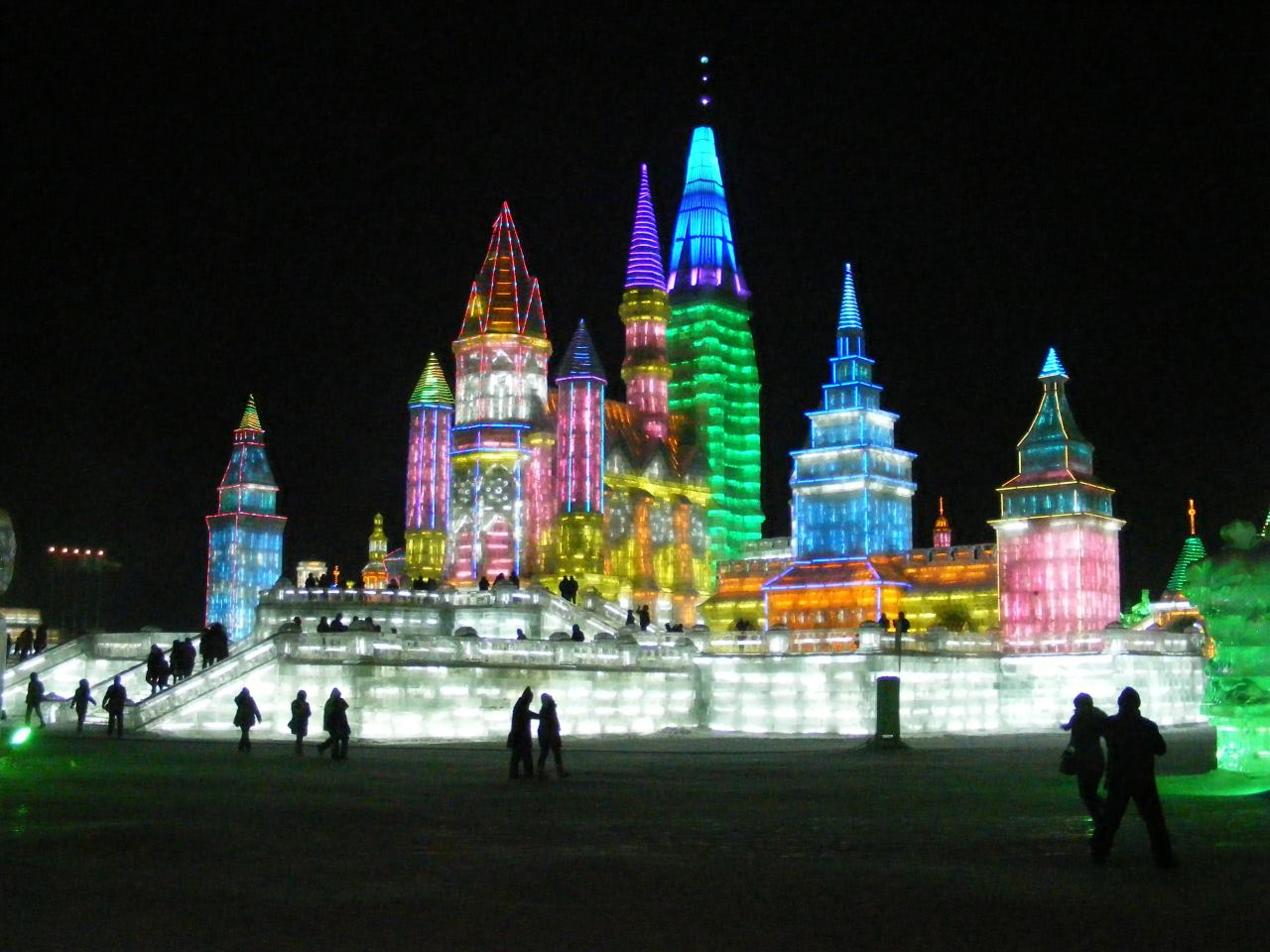Harbin-Ice and Snow World