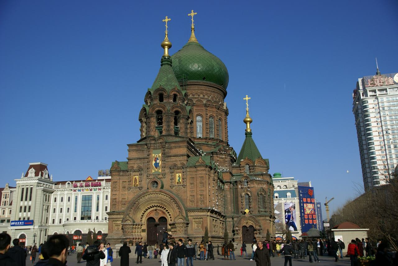 Harbin-Saint Sophia Cathedral