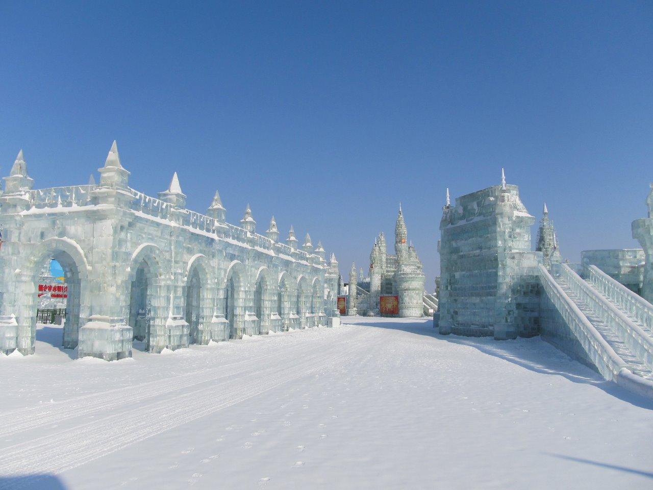 Harbin-Sun Island