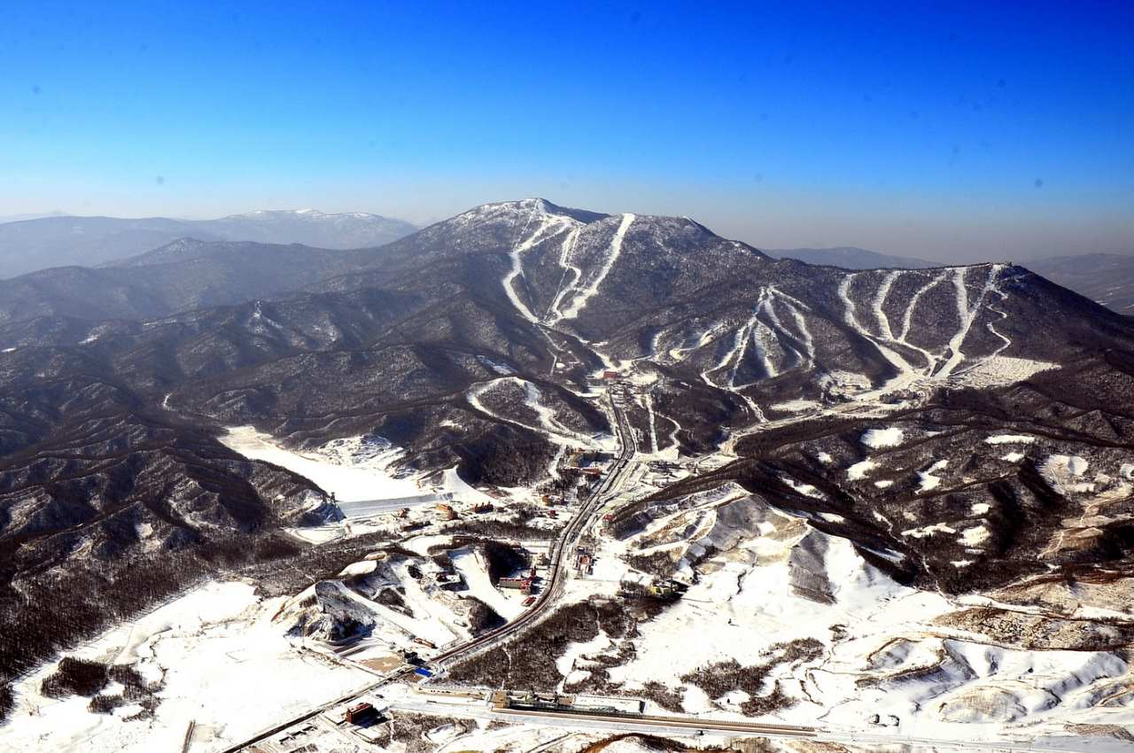 Harbin-Yabuli Ski Resort