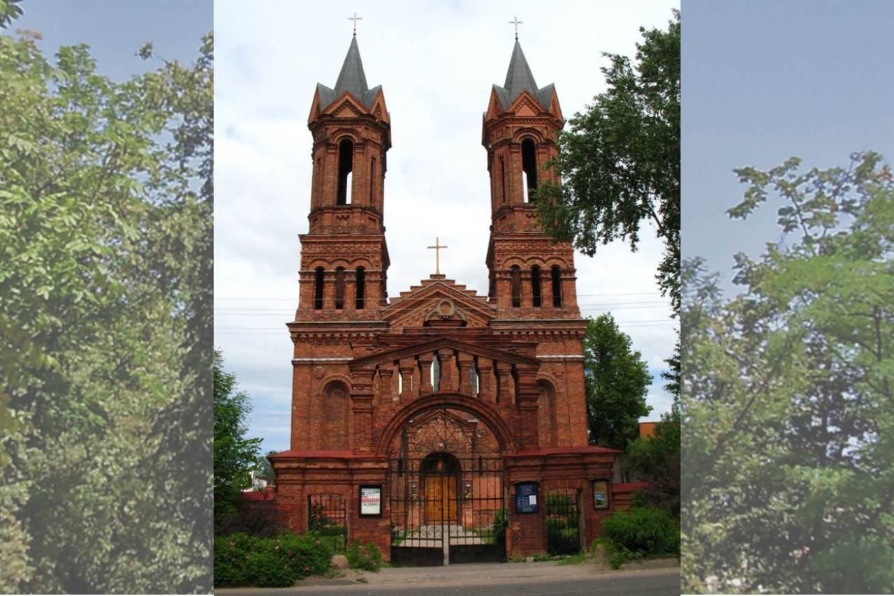 Belarus-Top tourist destination to visit in 2019-Church of St. Barbara