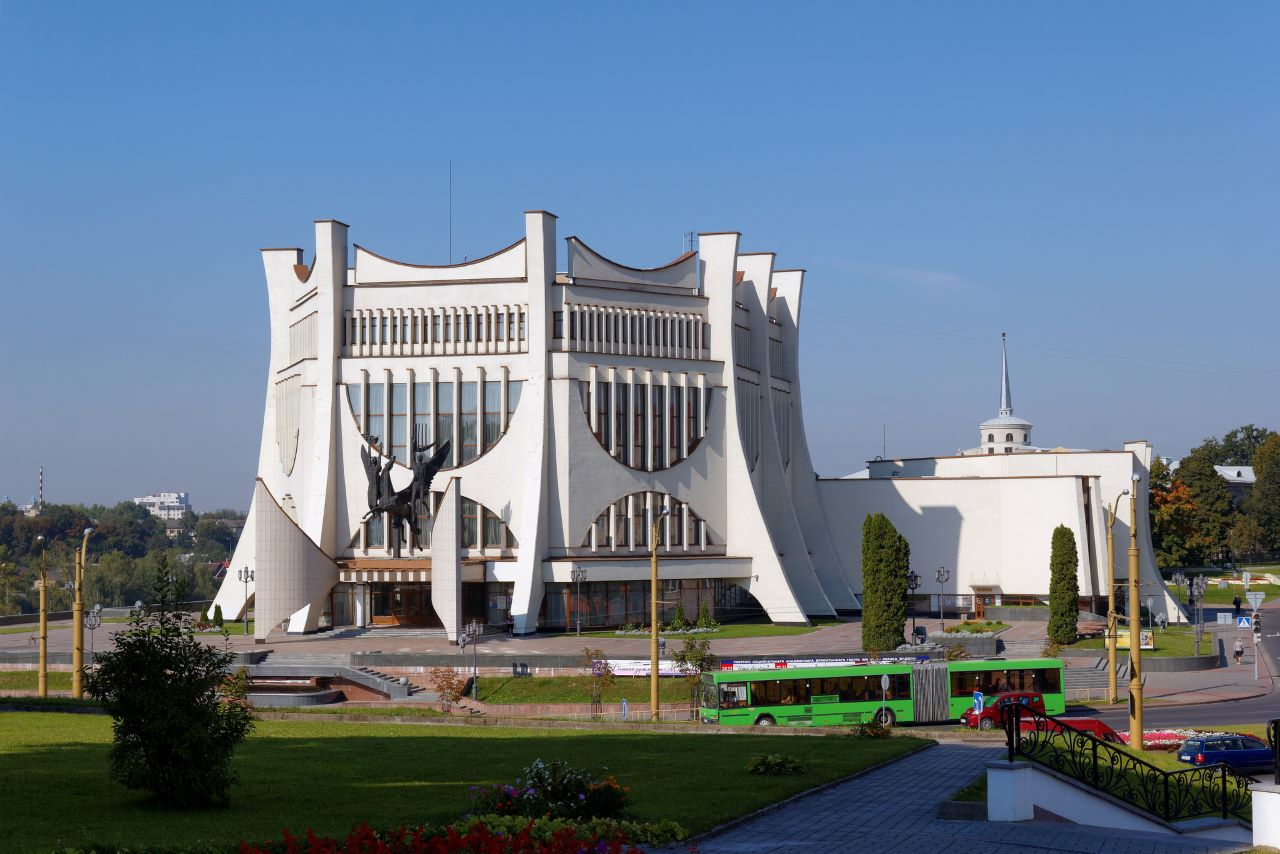 Belarus-Top tourist destination to visit in 2019-Grodno Region Drama Theater