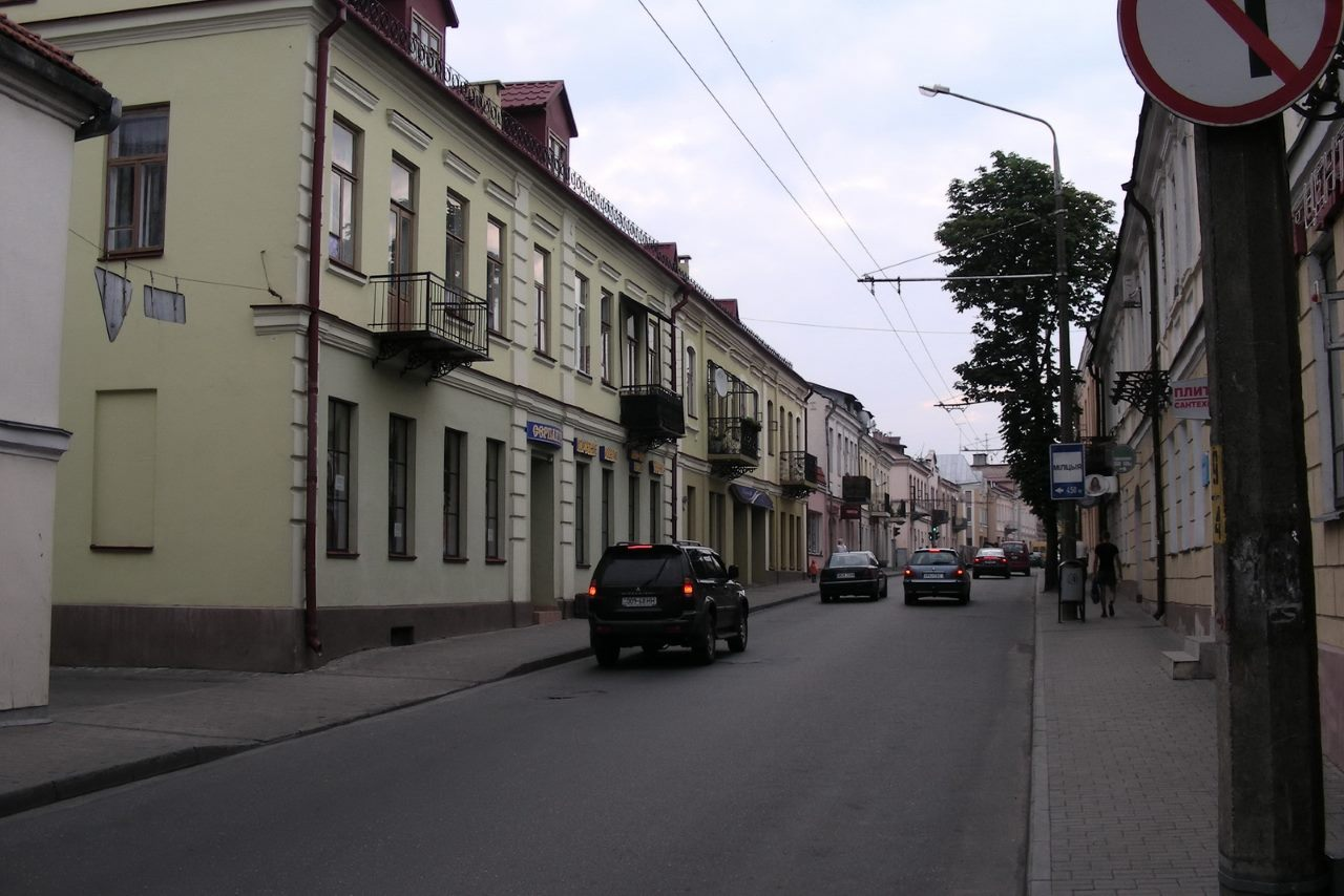 Belarus-Top tourist destination to visit in 2019-Karl Marx Street