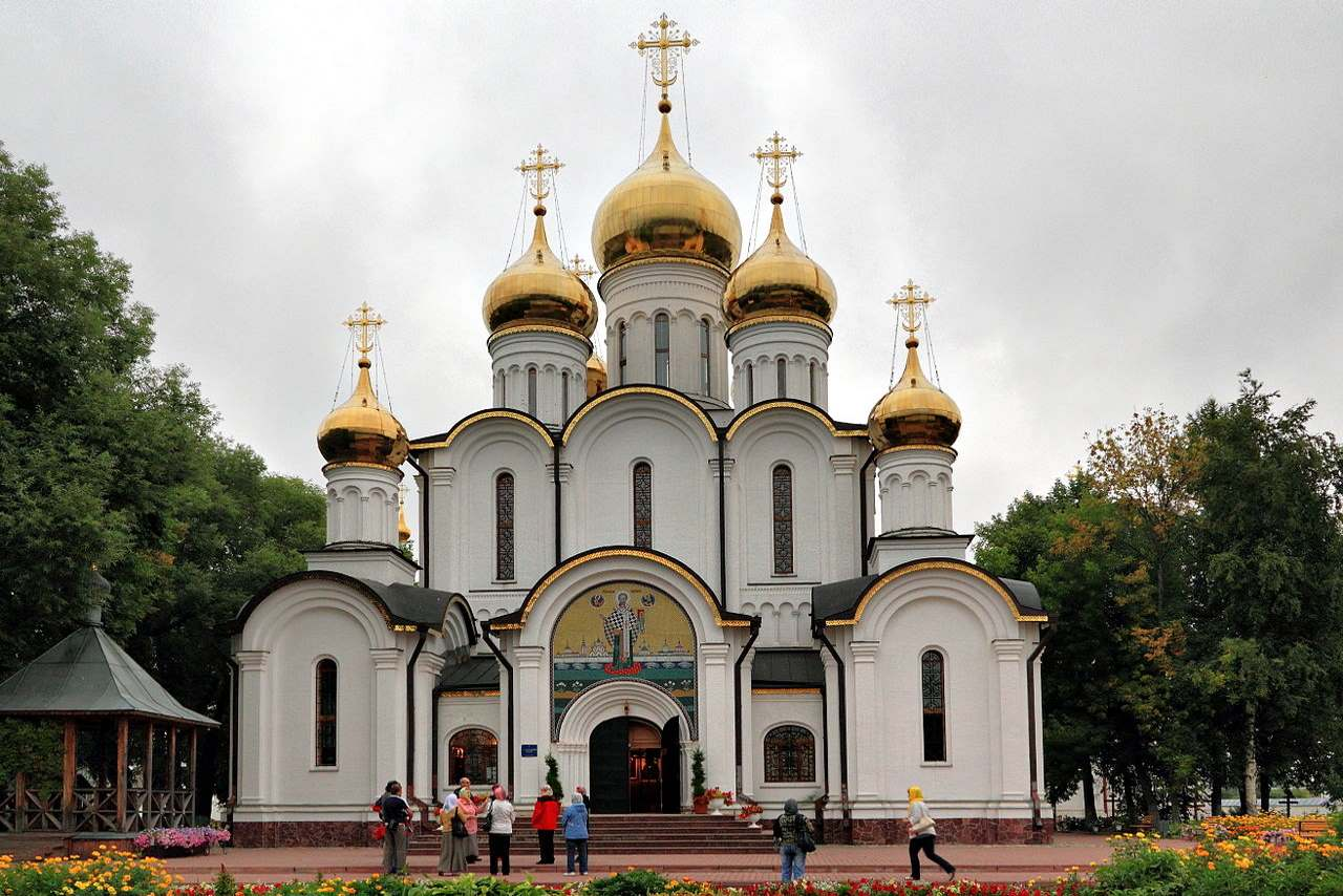 Belarus-Top tourist destination to visit in 2019-Nikolsky Women's Monastery