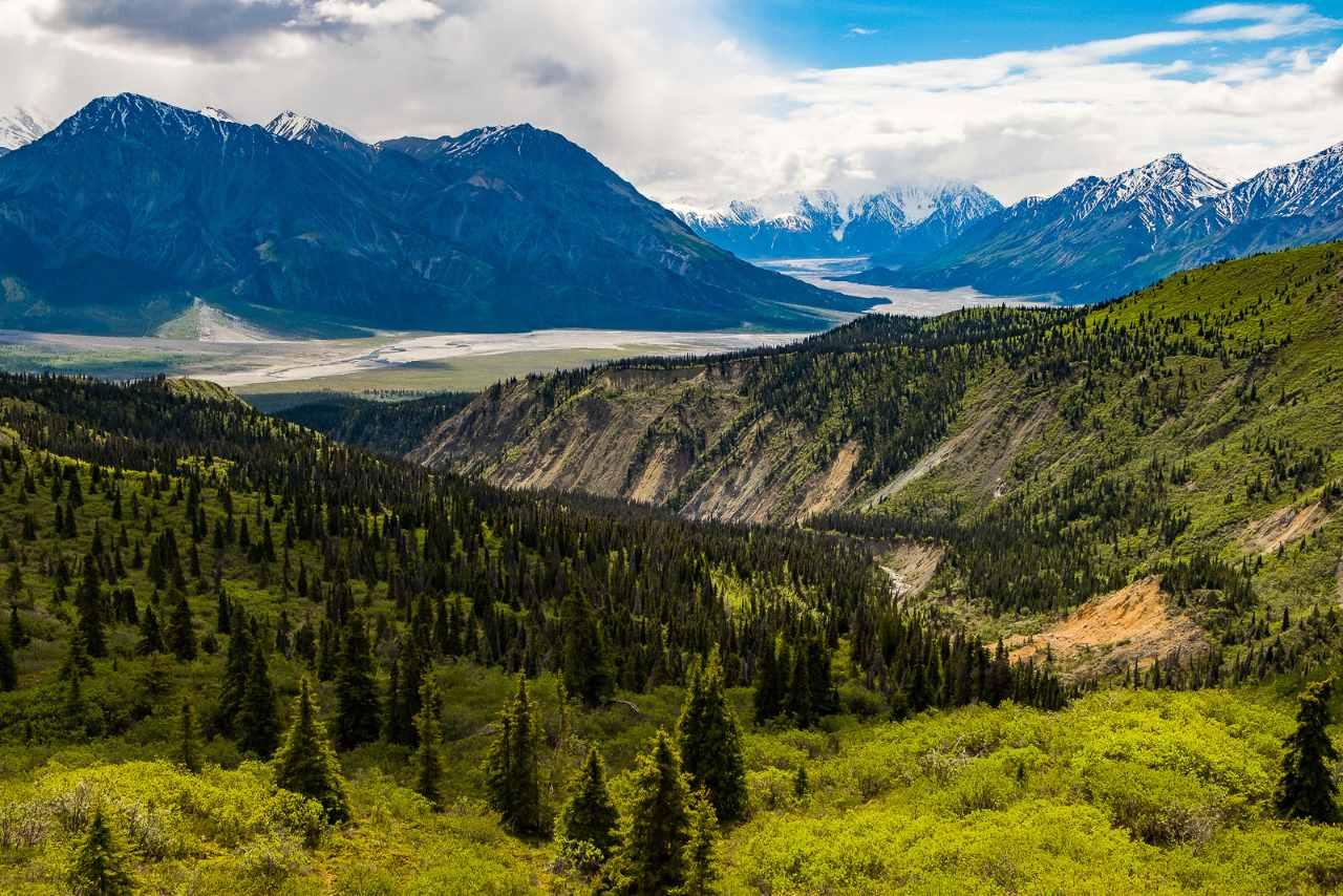 Canada-Kluane National Park & Reserve