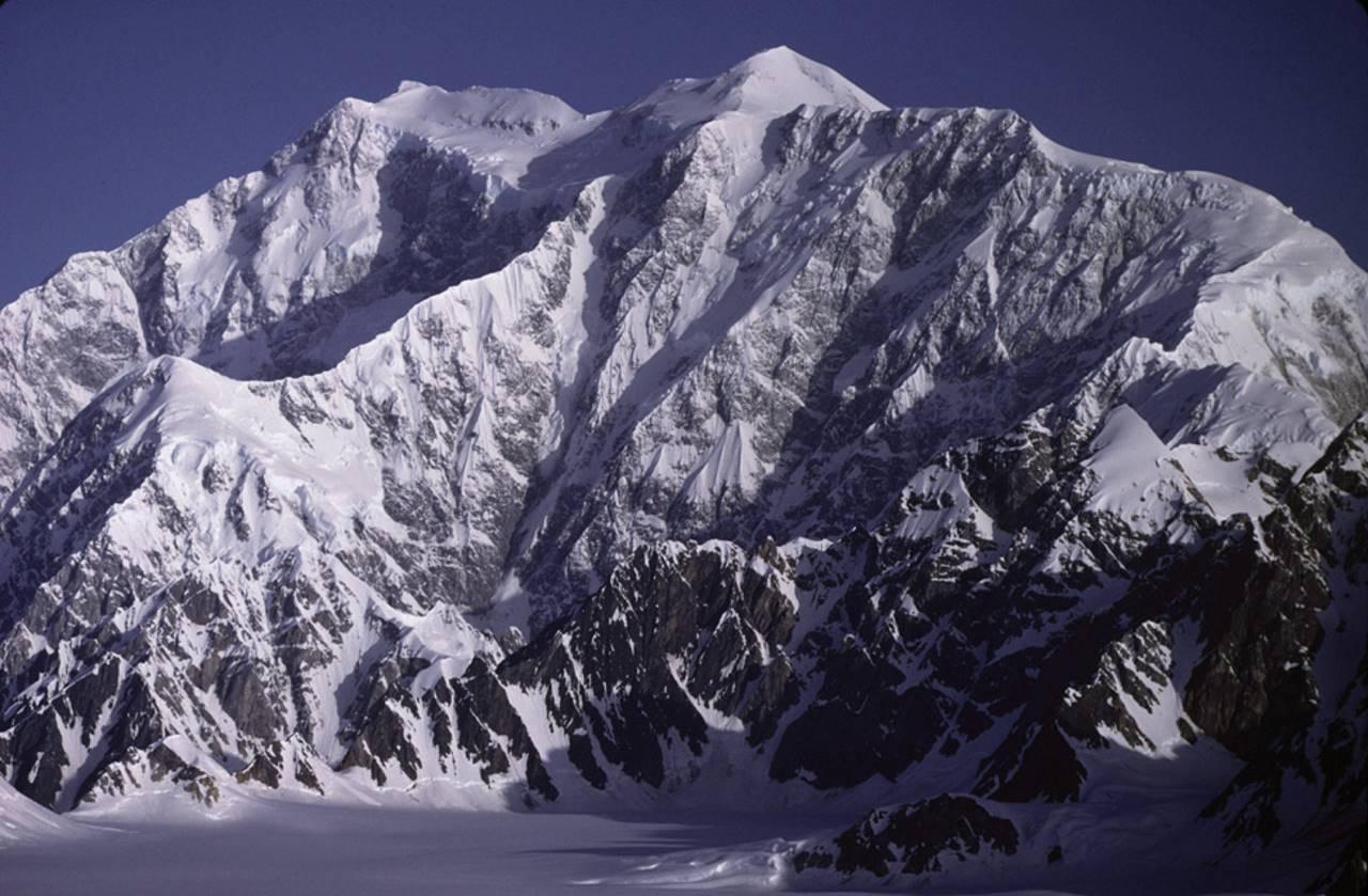 Canada-Mt. Logan