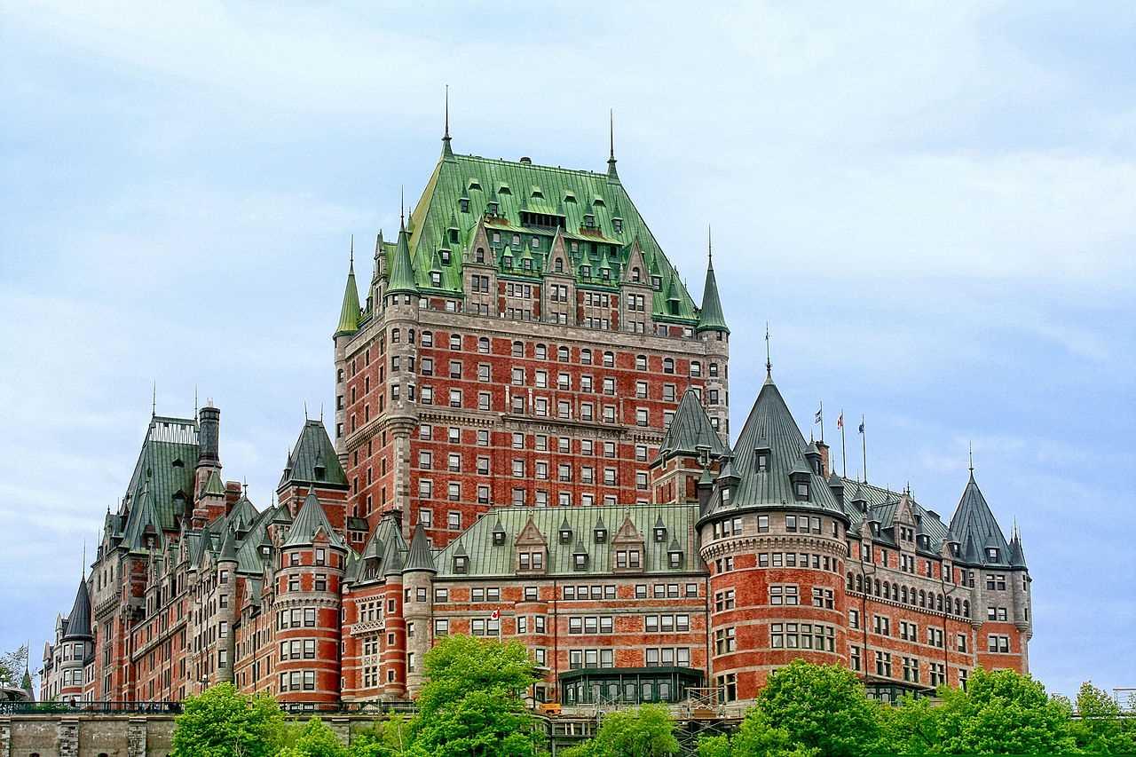 Canada-Old Quebec city