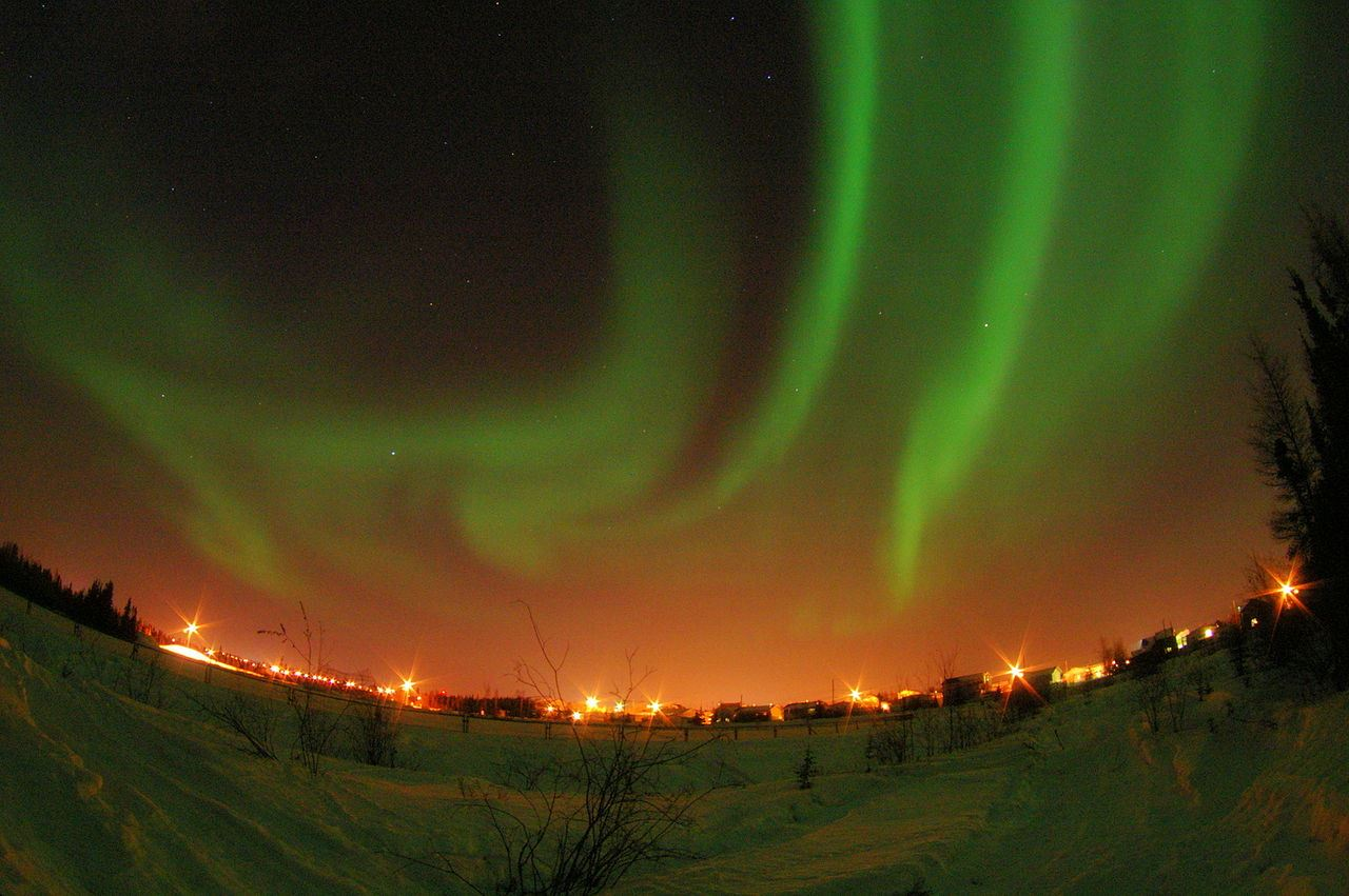 Canada-Yellowknife