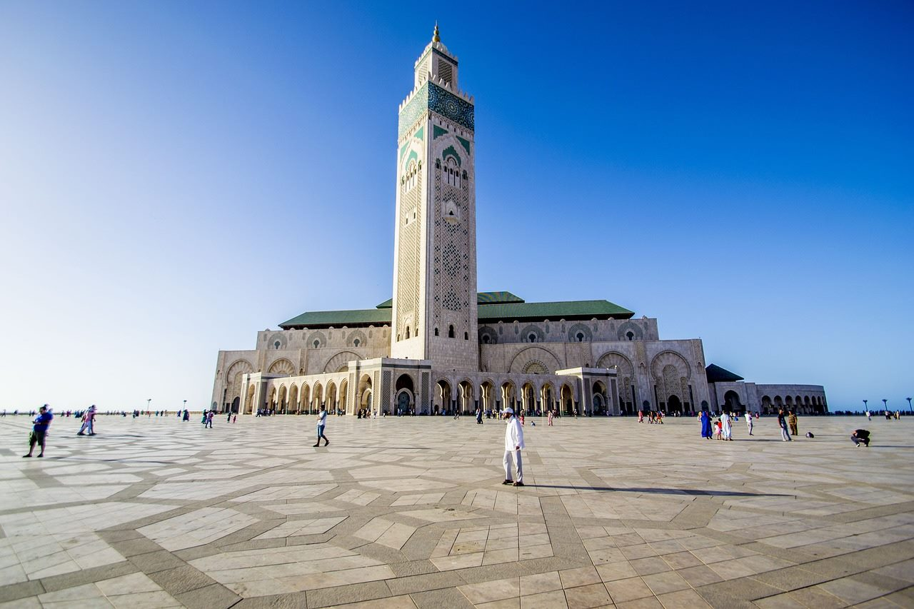 12 must see places in Morocco-Casablanca