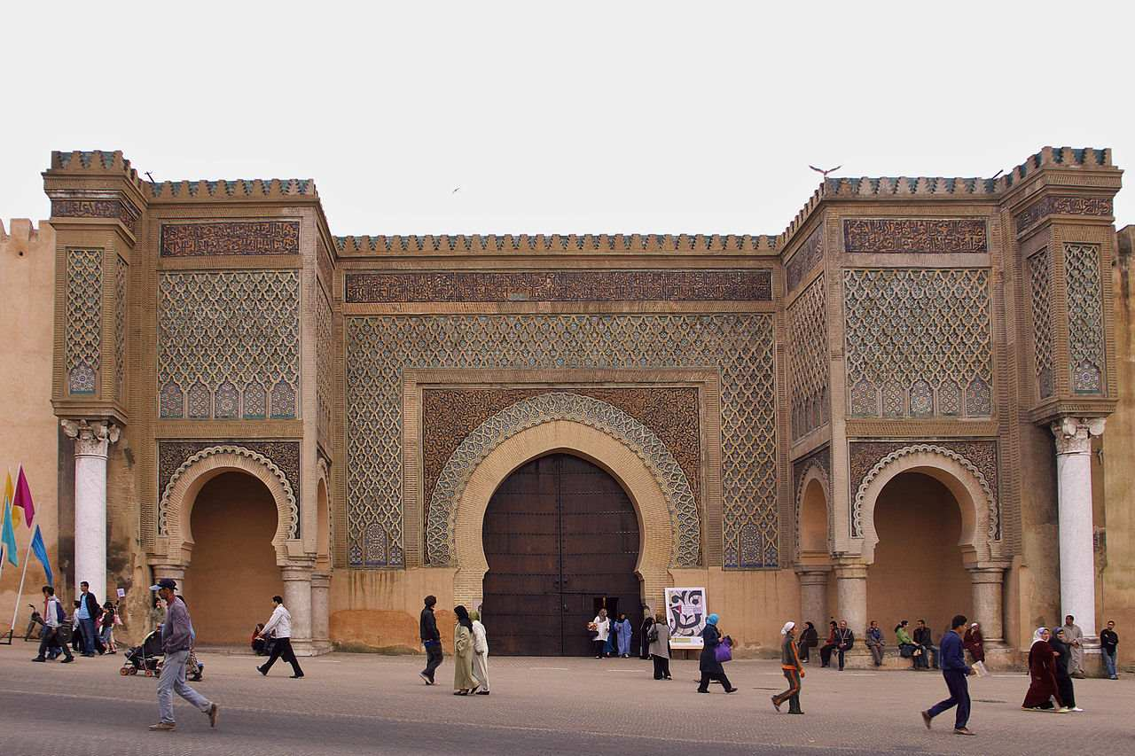 12 must see places in Morocco-Meknes