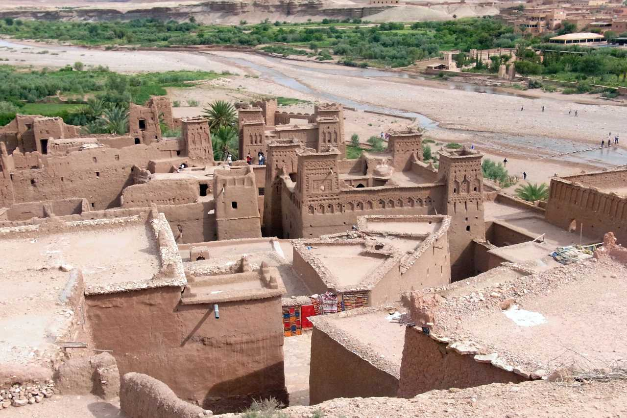12 must see places in Morocco-Ouarzazate