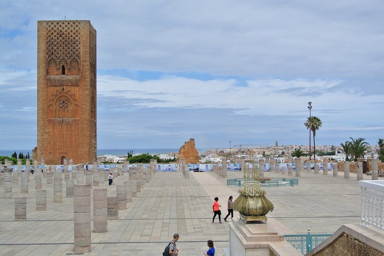12 must see places in Morocco-Rabat