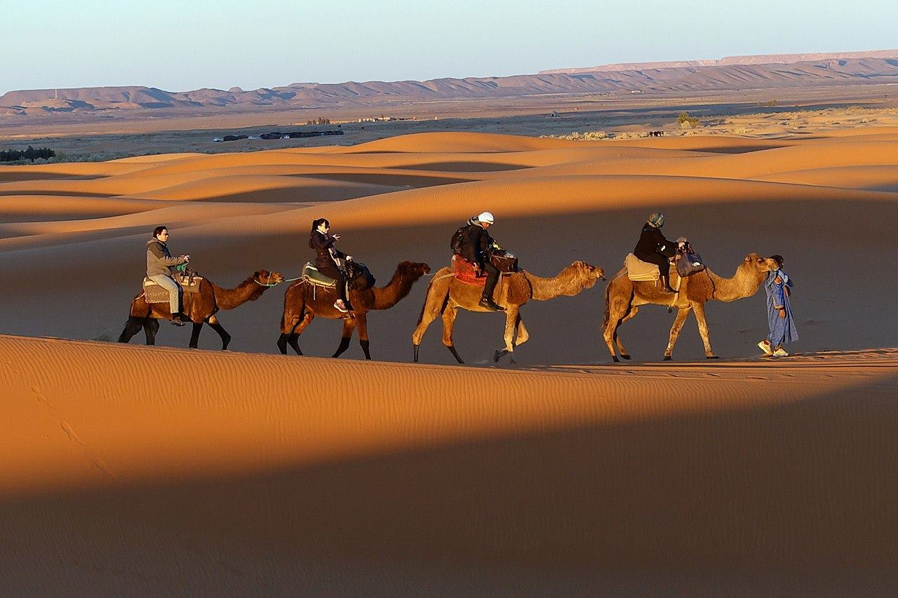 12 must see places in Morocco-Sahara Desert